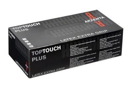 TOP TOUCH PLUS Extra Grip gloves