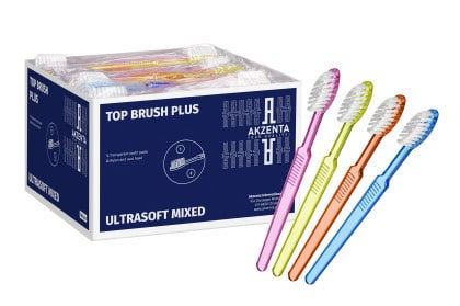 TOP BRUSH PLUS | Ultrasoft Mixed