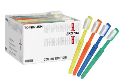 TOP BRUSH | Color Edition Mixed