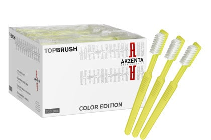 TOP BRUSH | Color Edition