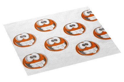 SMILY Patient Towels