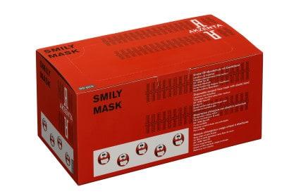 Smily Edition Orange | Face Mask | Type IIR