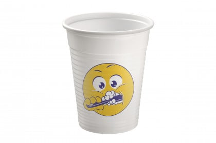 Smily Edition Yellow | Cups | 180 ml